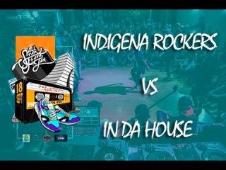 Final 3 vs 3  - Indigena rockers VS In da house -All Star Flava Jam 2016