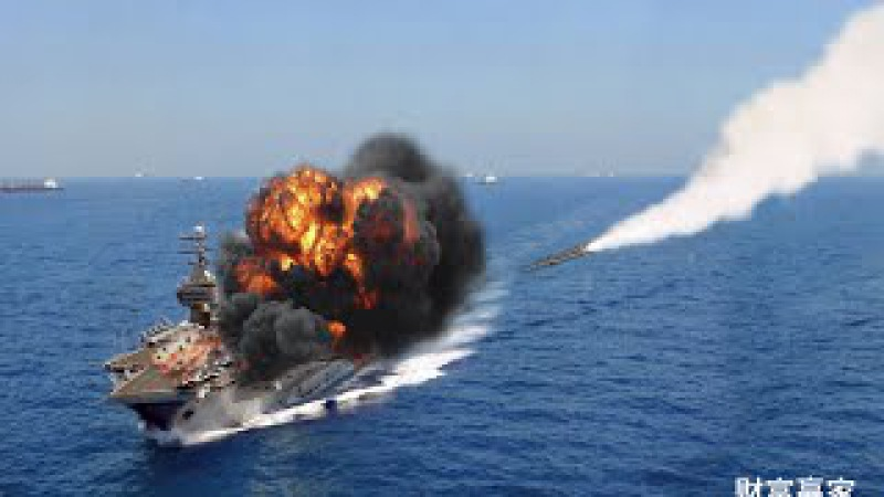 Air To Ship, Anti Ship Missiles Destroying Ships Compilation