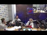 Дмитрий Дмитриенко и Надежда Крыгина на RadioRadio в Молодёжном Радио Клубе.Программа 14