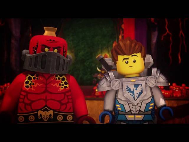 Lego Nexo Knights. Сезон 2. Эпизод 10