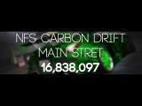 [DSL] NFS Carbon Drift: Main Street - 16,838,037