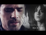 skye &amp ward  i wanted a connection with her (3x22)