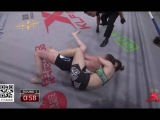 Maira De Souza (BRAZIL) vs Zhang Weili (CHINA) – Womens MMA Straweight title - Kunlun Fight 53