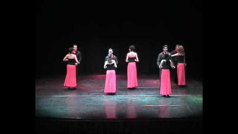 FESTIVAL SUSANA BAREA DANCE 2008 BAILE DEPORTIVO PASODOBLE