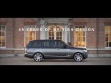 #RangeRover Commercial - New Range Rover #SVAutobiography 2016