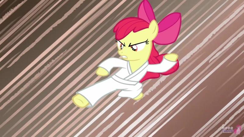 My Little Pony - 1x12 - Znaczkowa Liga [Dubbing PL]