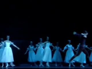 Смерть Ганса (Виллисы и Ганс) из 2 действия балета «Жизель» Адана