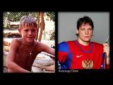 Российские хоккеисты в детстве и спустя время _ Александр Овечкин, Евгений Малкин и др