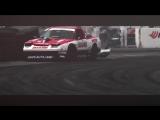 Drift Vine   Nissan 240sx v8 Joon Maeng Crash at Long Beach