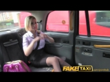 FAKEHUB - Blonde with huge tits gets fucked on taxi bonnet  Fake Taxi  Faketaxi  Фальшивое такси  Порно  porn