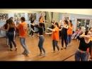 Танец Колесики-колесики с музыкой
