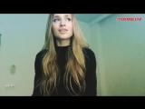 Rita Dakota - Полчеловека (cover by ELIA),красивая девушка классно спела кавер Рита Дакота,поёмвсети,хорошо поёт,шикарный голос