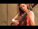 Ana Vidovic plays Yesterday Arr. Tōru Takemitsu クラシックギター