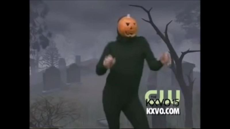 This is Halloween and The Pumpkin Dance