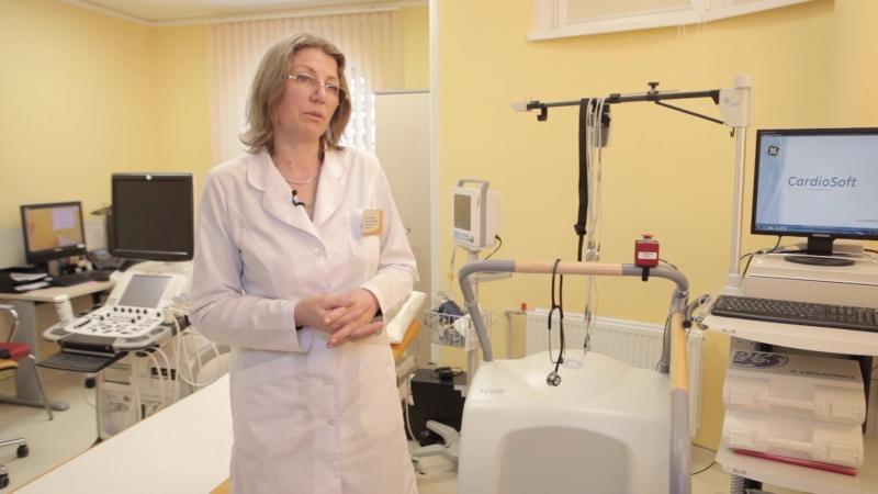 Диагностические методы в кардиологии: стресс-эхокардиография и портативные кардиографы