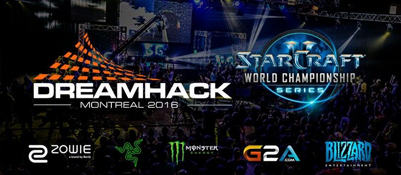 2016 WCS Summer Circuit Championship: DreamHack Montreal - Итоги турнира