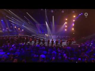 Sarah Connor & James Bay – Kommst du mit ihr & Let it go (Echo 2016 - 2016 apr07)