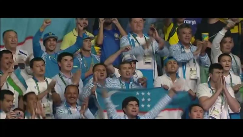 UZBEKISTAN RIO 2016 - Chempion - Божалар - Чемпион - [www.getlinkyoutube.com]