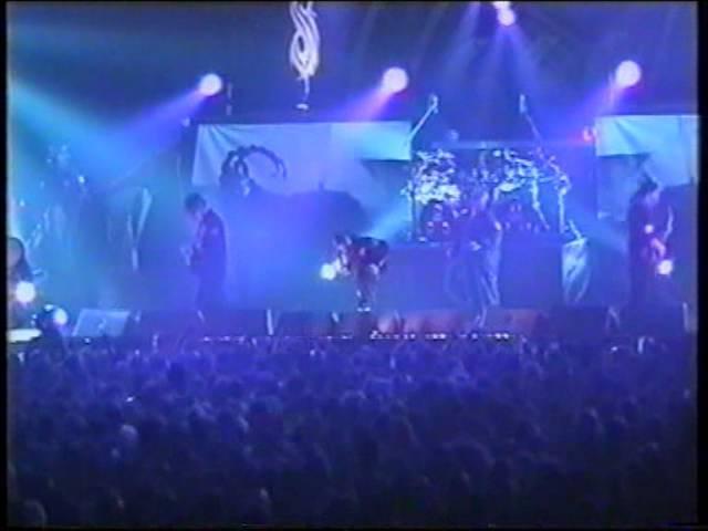 Slipknot Live - 05 - Purity | Milan, Italy [2001.05.20] Rare