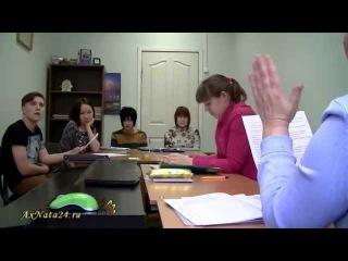 Сценическая речь.Рядовой урок по технике речи часть 2-я