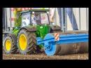 RC MONSTER tractors in HUGE 1/8 scale! JOHN DEERE more!
