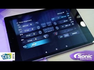 Clarion Full Digital Sound System | Hi Res Car Audio | Quick Look | CES 2016