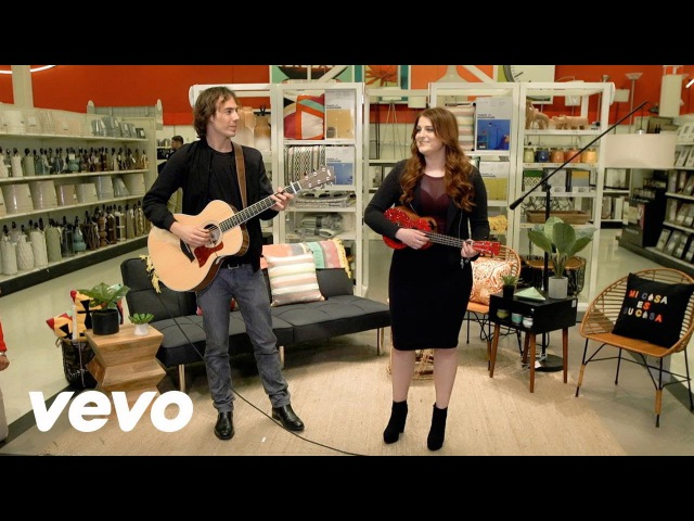 Meghan Trainor - Meghan Trainor performs Just a Friend to You at Target