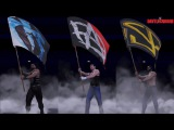 WWE 2K16 Battleground 2016 The Shield Triple Threat Promo! (PS4/PC Mods)
