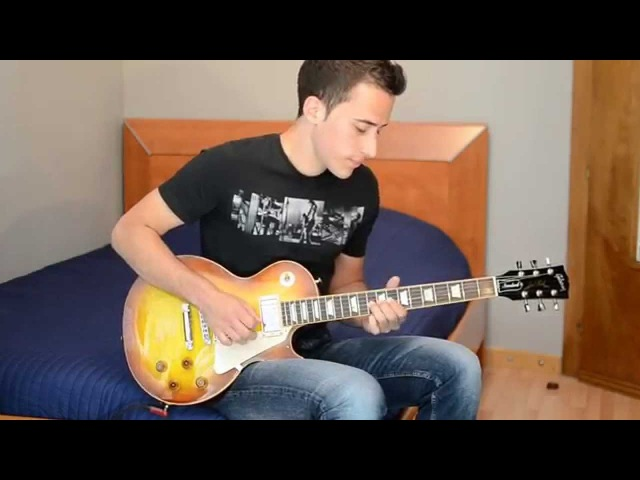 Carlos Santana - Europa cover by Florian - Mesa Boogie Nomad 100 - IG User : florian_casciano
