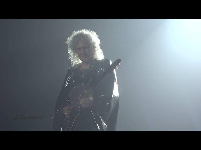 Queen Adam Lambert - Bohemian Rhapsody @Paleis 12 Brussel