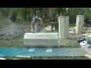 Как сделать колоду для пчёл Все о наших колодах Колодное пчеловодство ПРП Емельяновка