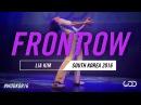 LIA KIM   FrontRow   World of Dance South Korea Qualifier 2016   WODKOR16