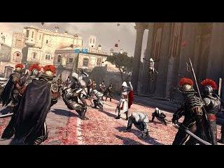 Прохождение Assassin's Creed: Brotherhood 13*Чезаре Борджиа* (16).