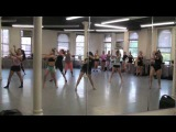 Joffrey Ballet School NYC JazzContemporary Program Jazz Class W Ashani Mfuko
