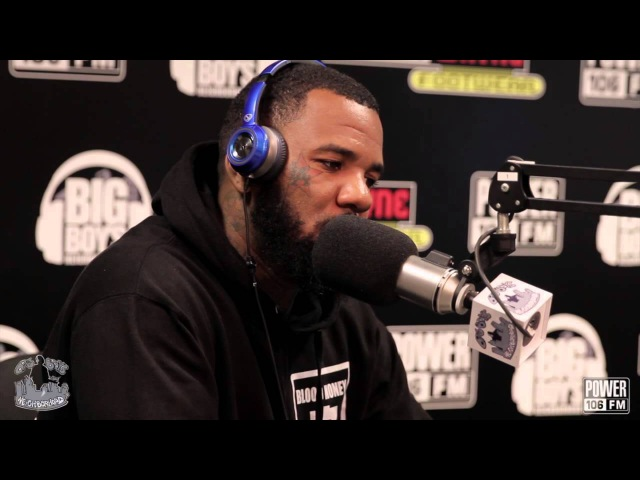 The Game Gives His Thoughts On G-Unit Reunion
