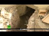 На окраине Эль-Фаллуджи обнаружена сеть тоннелей ИГ
