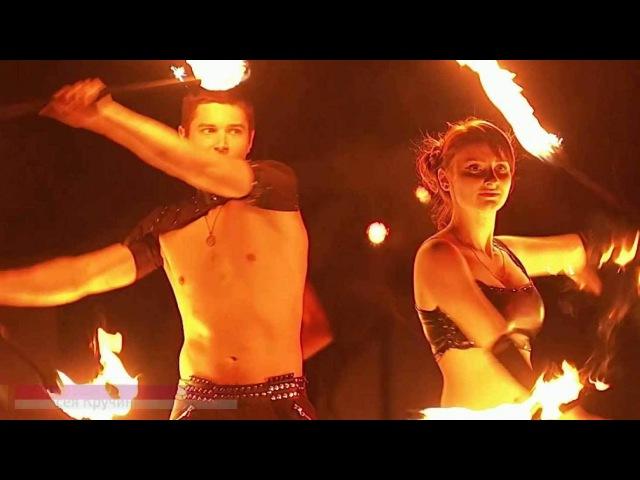 На Международный фестиваль огня «Мифф-2016» в Белоруссию съехались артисты со все...