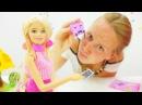 Кукла Барби видео смотреть девчонкам. Ищем планшет Барби и играем в горячо-холодно