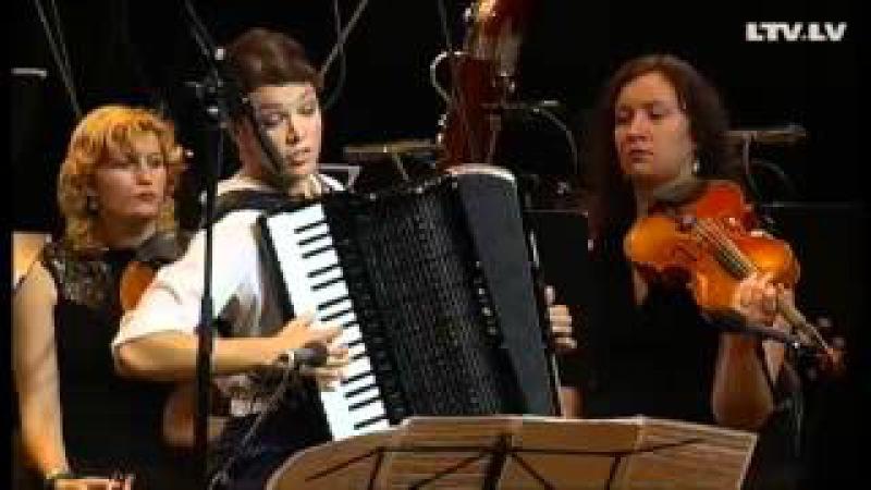 Efrem Podgaits Viva Voce Concerto for Bayan no 2