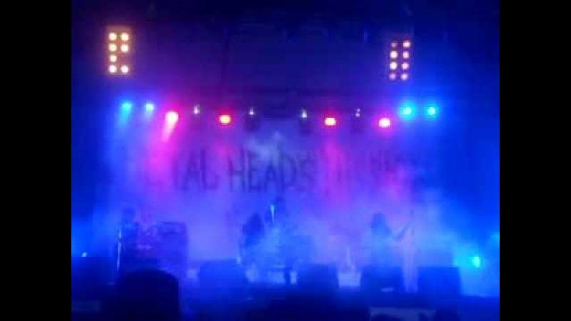 Divahar - Areakan (Live at Black Sea Storm, 03-04.08.2013)