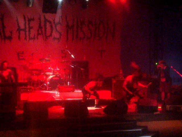 Homoferus - Unnamed (Live at Black Sea Storm, 03-04.08.2013)