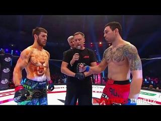 Абдул Азиз ''ЛЕВ'' Абдулвахабов..ACB Lightweight Champion Highlight KO/SUB