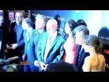 Эддисон на премьере фильма «Реальные парни».