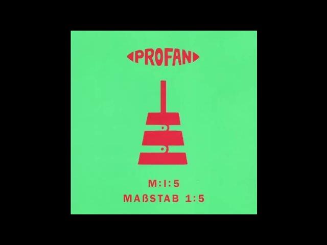 M:I:5 - Maßstab 1:5 (PROFAN CD 3, Germany, full album) (Techno, Minimal, Experimental)