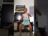 Mais um vídeo de dança e dessa vez eu dançando metralhadora