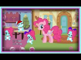 Пинки Пай - моя карманная ПОНИ!!! Растим Поняшу вместе!!!! Мультик игра для детей - май литл пони!