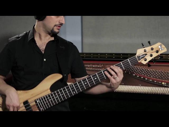 BASSIST BRYAN LADD - 3-4-4 BassTheWorld.com