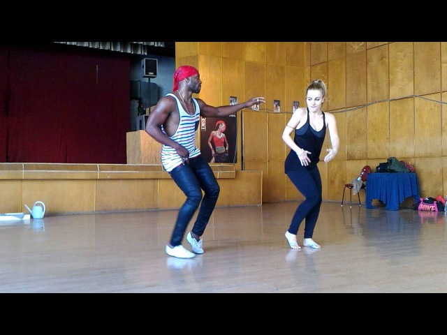 ROLY MADEN | Timba Tour | Salsa con Afro