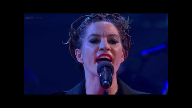 Anna Calvi and Amanda Palmer - Blackstar (Live at BBC Proms)