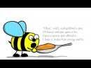 Children's poems in English Eric the weary bee (read by the author)